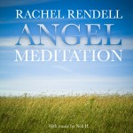 Angel Meditation CD cover