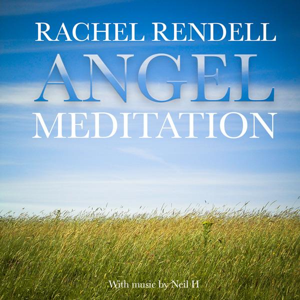 Angel Meditation CD cover