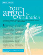 Your angel meditation - Soul & Spirit magazine