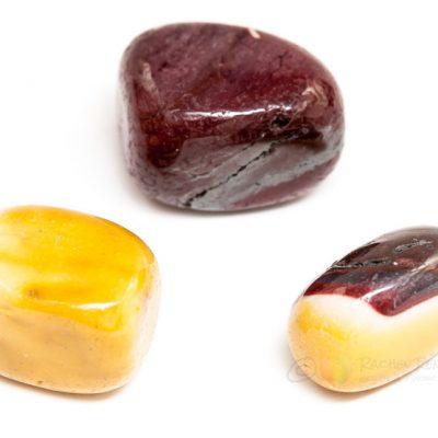 Mookaite (jasper) Tumblestone