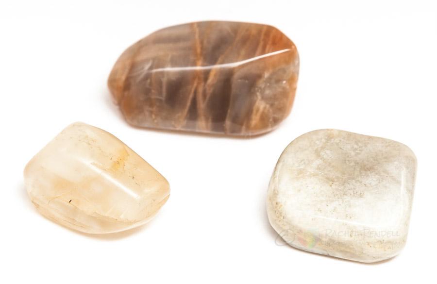 Moonstone Tumblestone