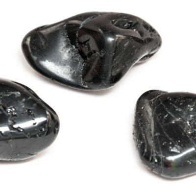 Black Tourmaline Tumblestone