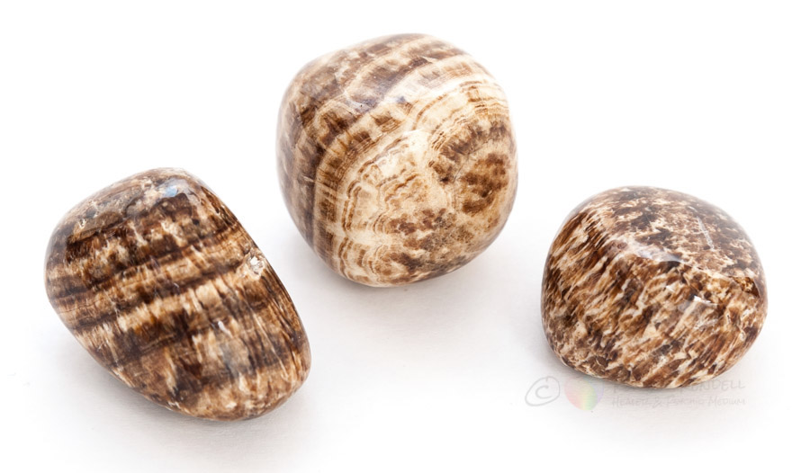 Aragonite Tumblestone