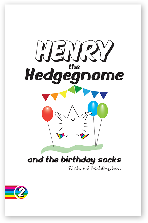 Henry the Hedgegnome and the birthday socks