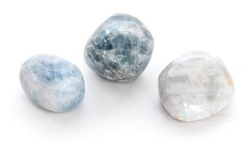 Blue Calcite Tumblestone
