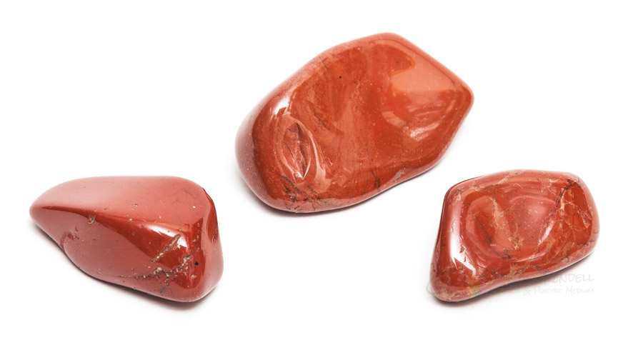 Red Jasper Tumblestone.