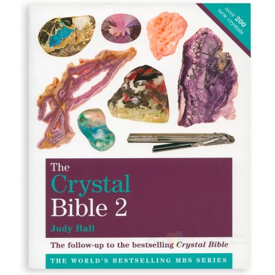 Crystal Bible 2 - Judy Hall.