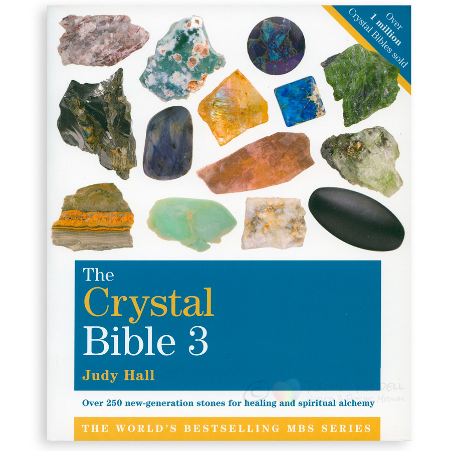 Crystal Bible 3 - Judy Hall.