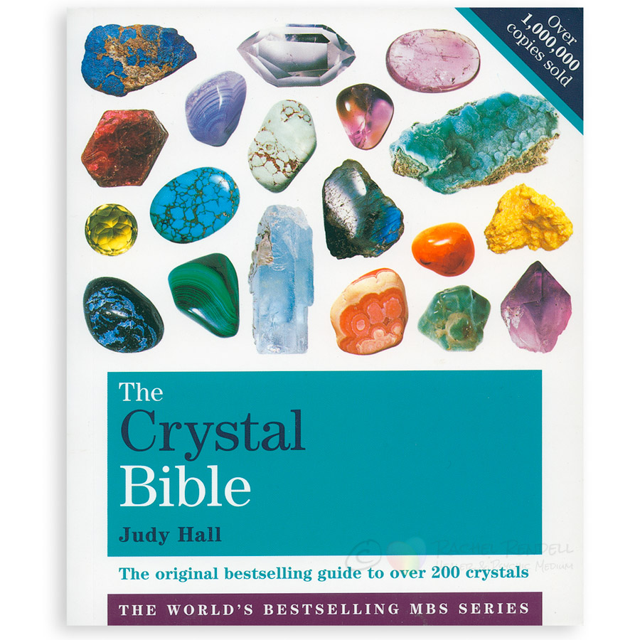 Crystal Bible - Judy Hall
