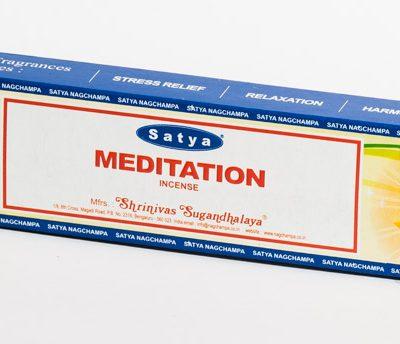 Meditation incense.