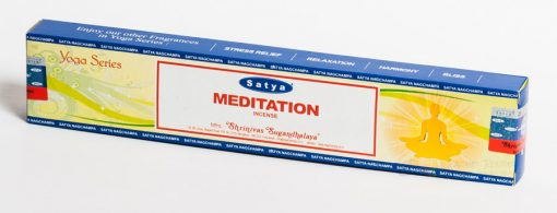 Meditation incense.