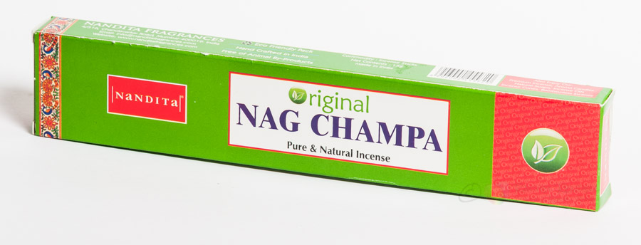 Nandita Natural Om Incense.