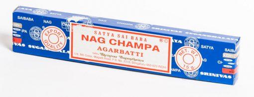 Sai Baba nag champa incense.