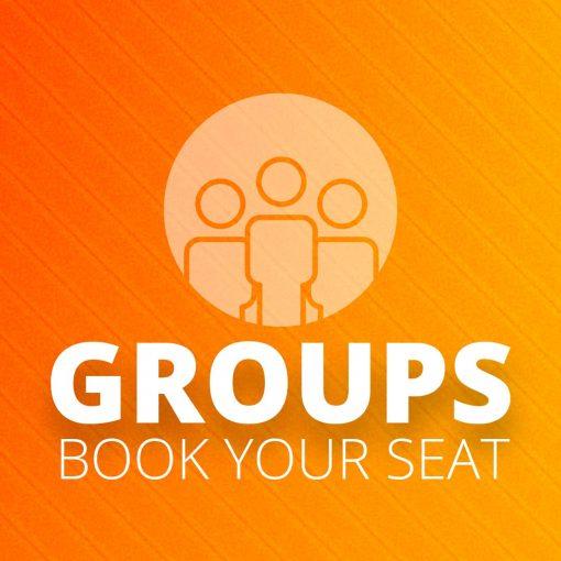 Rachel Rendell groups - book your seat