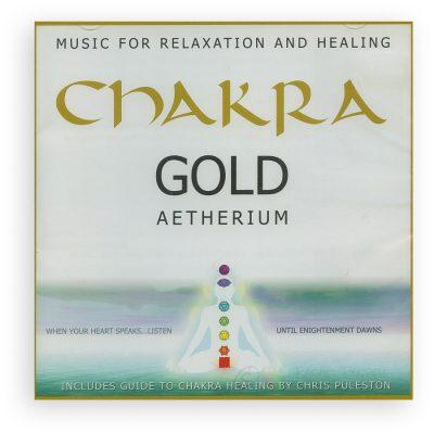 CD - Aetherium - Chakra Gold