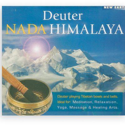 CD - Deuter - Nada Himalaya