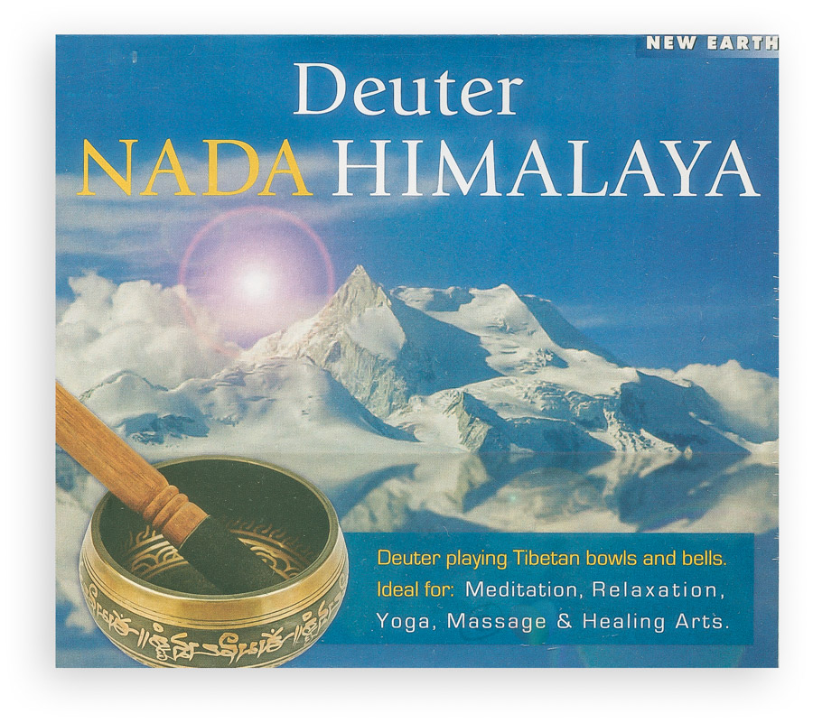 CD - Deuter - Nada Himalaya