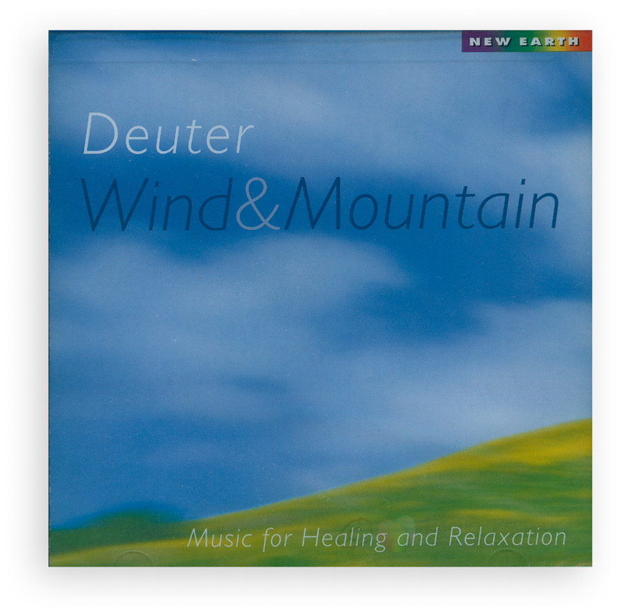 CD - Deuter - Wind & Mountain
