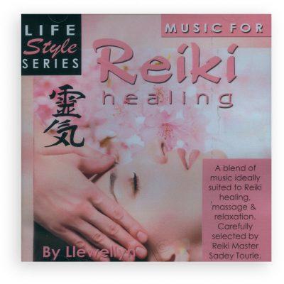 CD - Llewellyn - Music for Reiki Healing