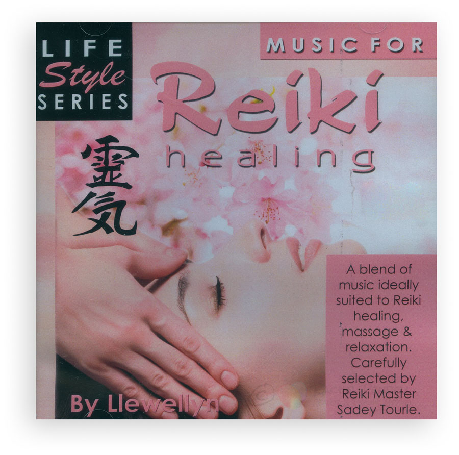 CD - Llewellyn - Music for Reiki Healing