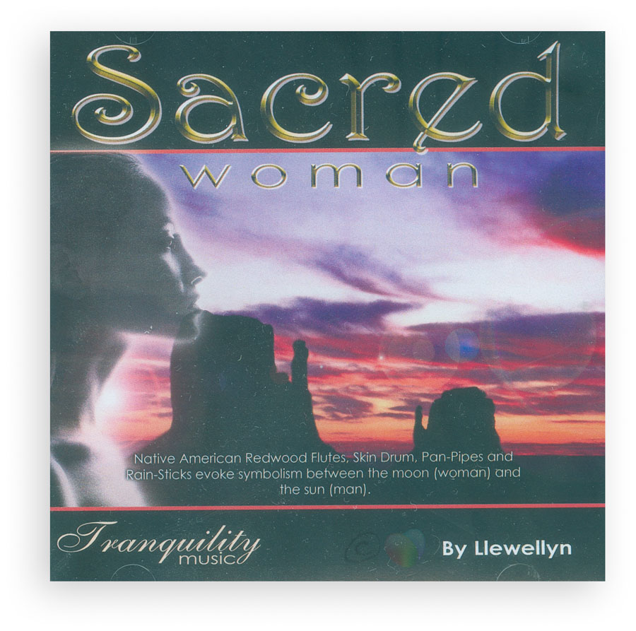 CD - Llewellyn - Sacred Woman