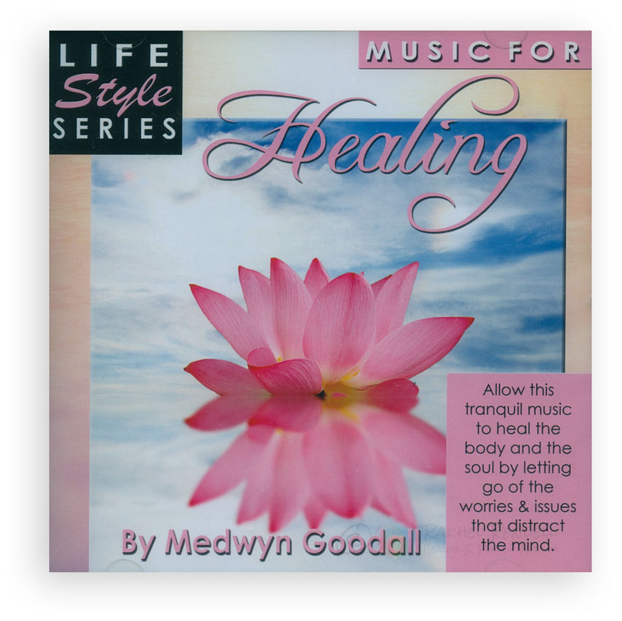 CD - Medwyn Goodall - Music for Healing