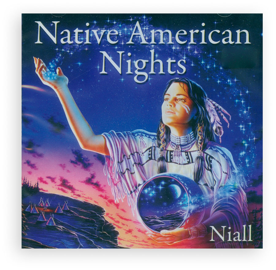 CD - Niall - Native American Nights