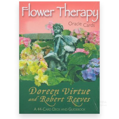 Oracle cards - Flower Therepy - Doreen Virtue and Robert Reeves
