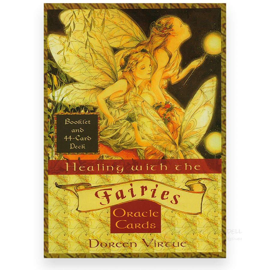 Oracle cards - Healing with the fairies - Doreen Virtue