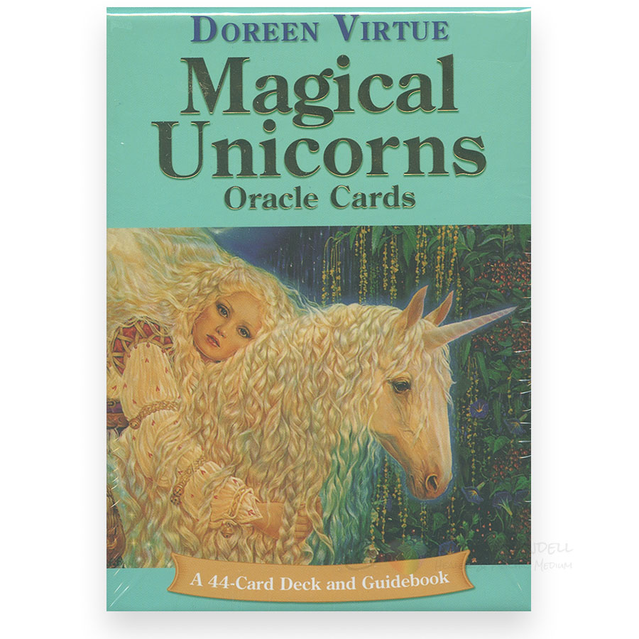 Oracle cards - Magical Unicorn - Doreen Virtue