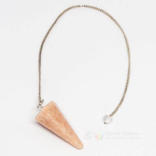 Pendulum - Moonstone - Crystals - Rachel Rendel