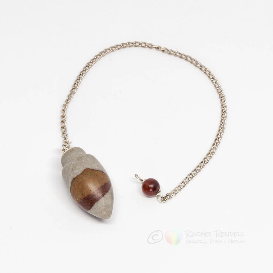 Pendulum - Shiva Lingam - Crystals - Rachel Rendel
