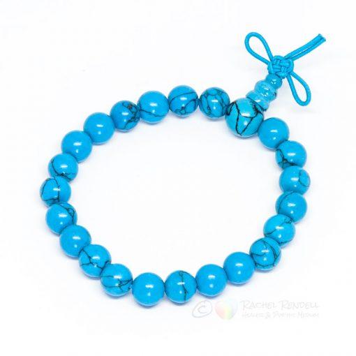 Turquoise power bracelet