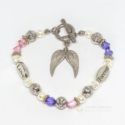 AngelStar Guardian Angel Bracelet