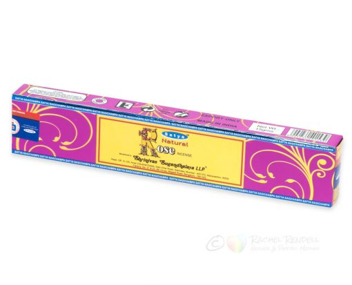 Natural Rose Incense Sticks