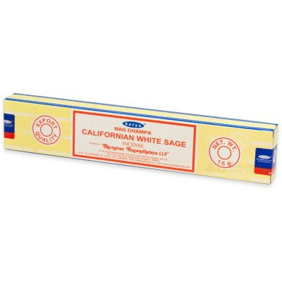 Nag Champa - Californian White Sage Incense sticks.