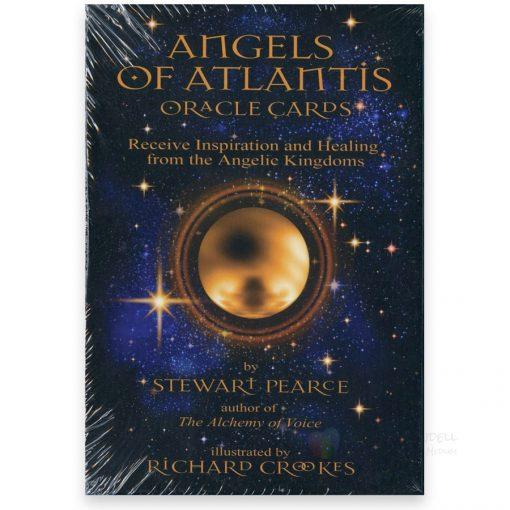 Angels Of Atlantis Oracle Cards - Steart Pearce
