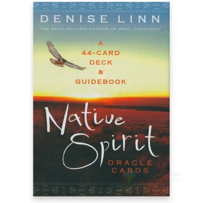 Native Spirit Oracle cards - front