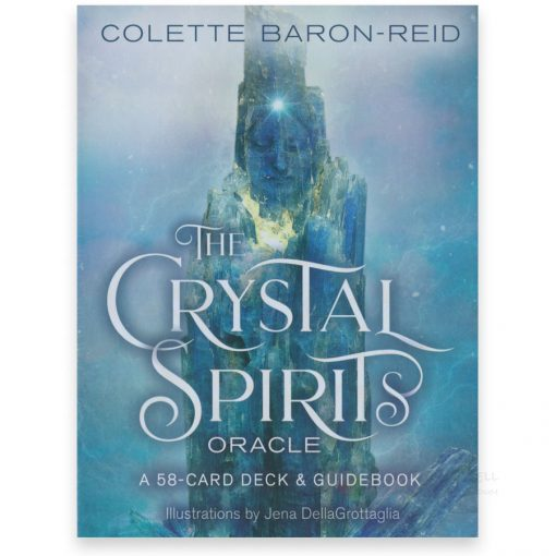 The Crystal Spirit Oracle cards - front
